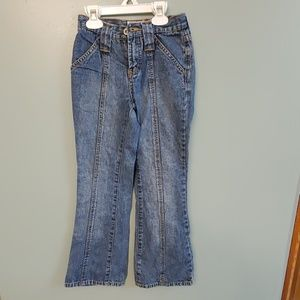 Limited too girls 8 slim jeans
